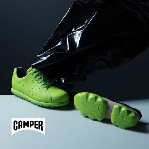 西班牙国民休闲鞋Camper