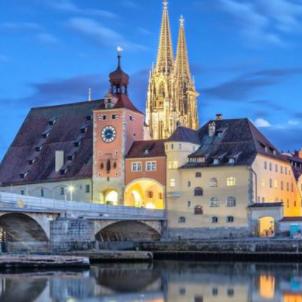 在多瑙河上的梦幻邮轮之旅