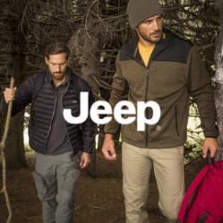 男士高档户外休闲品牌 Jeep