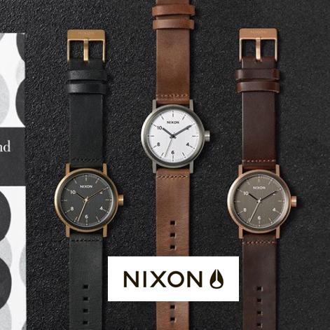 吴亦凡最爱的手表 美国Nixon尼克松男女表专场