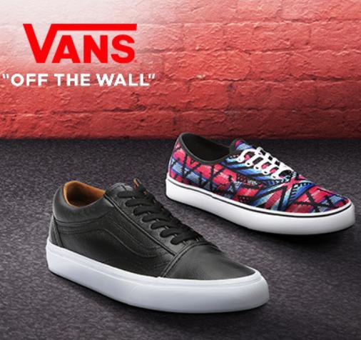 潮人指标,好搭耐穿又实惠! 超全款式的Vans男女鞋