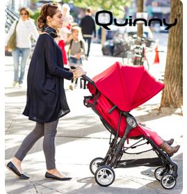 荷兰高端儿童推车品牌Quinny 性价比高 妈咪首选