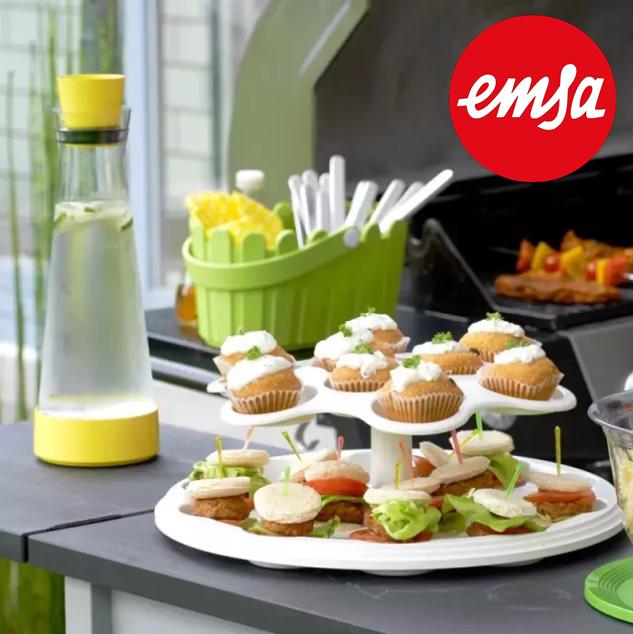 德国500万家庭都在用的EMSA 家居用品卖场