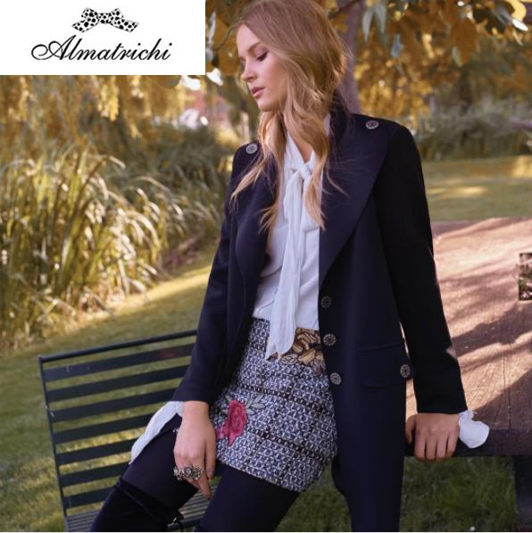 西班牙大众时尚品牌ALMATRICHI女装