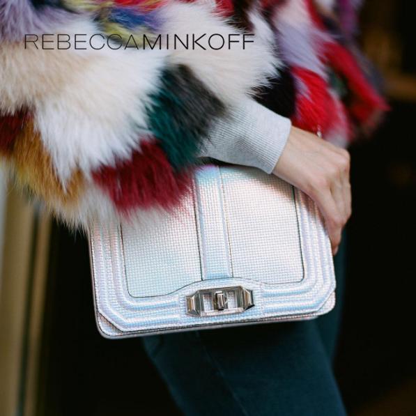 备受好莱坞明星们推崇的纽约设计师品牌Rebecca Minkoff