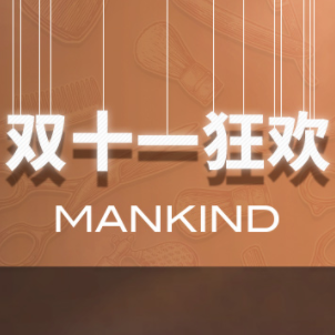 英国时尚购物网站Mankind