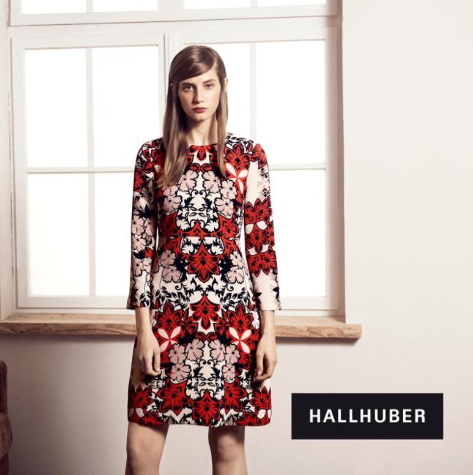 德国高档成衣品牌Hallhuber