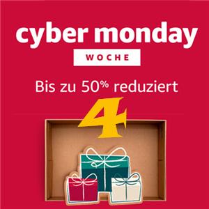 Amazon Cyber Monday 2017 黑五周正式开跑