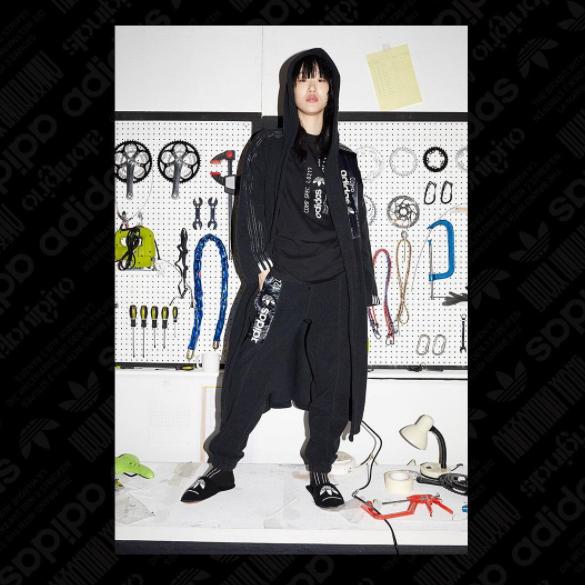 阿迪王来了! adidas x Alexander Wang系列