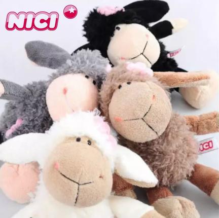 德国最萌宠的玩具!NICI毛绒产品