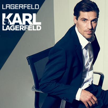 老佛爷同名Karl Lagerfeld男装闪购