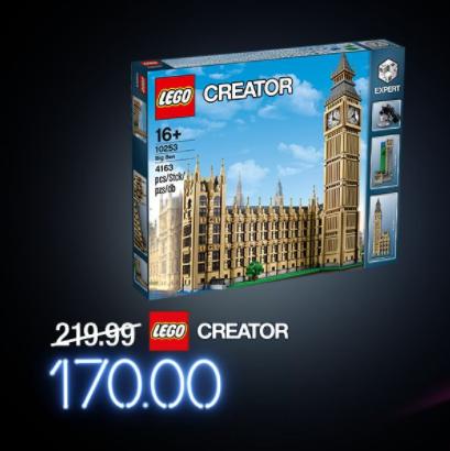大盆友小盆友钟爱 LEGO乐高玩具