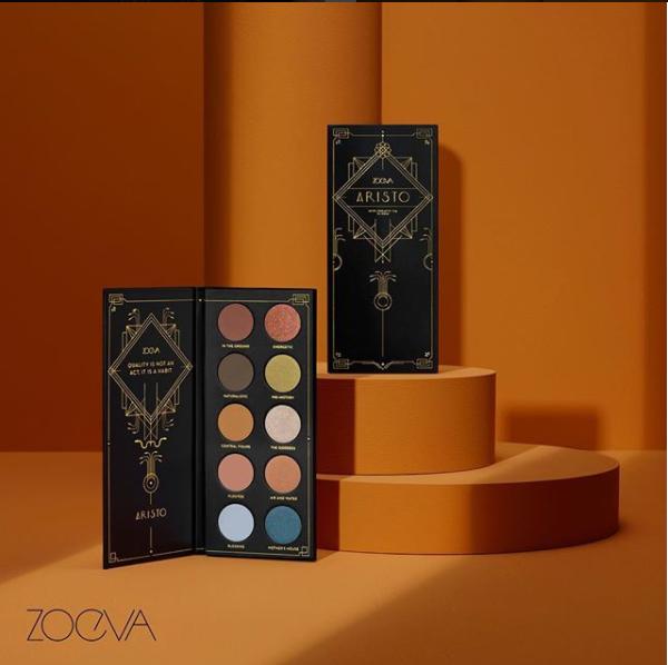 德国小众彩妆的骄傲 Zoeva专业化妆刷具及彩妆品牌