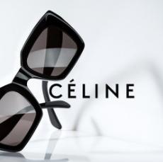 听说四季凹造型都少不了 Céline 太阳镜