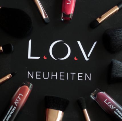 德国高端开价品牌L.O.V彩妆