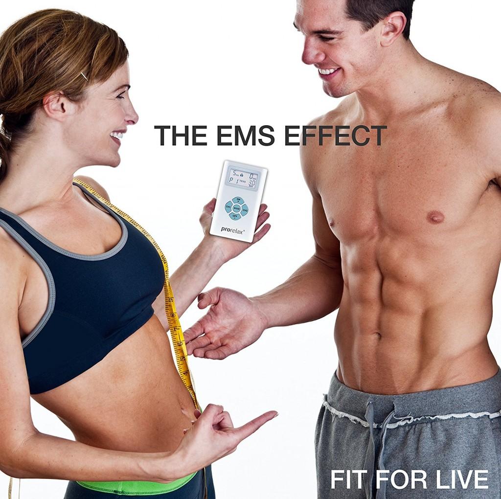 练出八块腹肌,缓解肌肉酸痛–Prorelax治疗仪