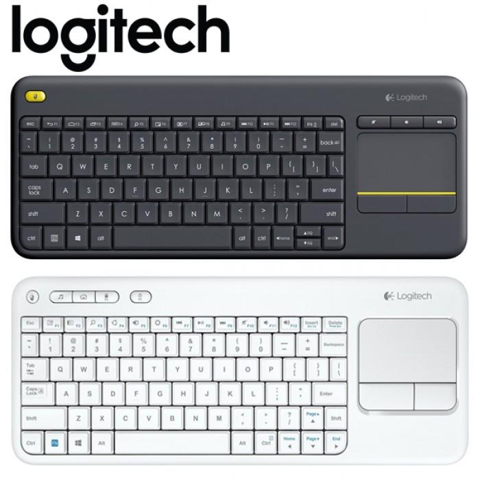 智能你生活 罗技K400 Plus无线键盘