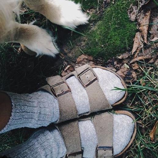 Birkenstock时尚凉鞋、拖鞋