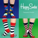 Happy Socks精选多款时尚彩袜