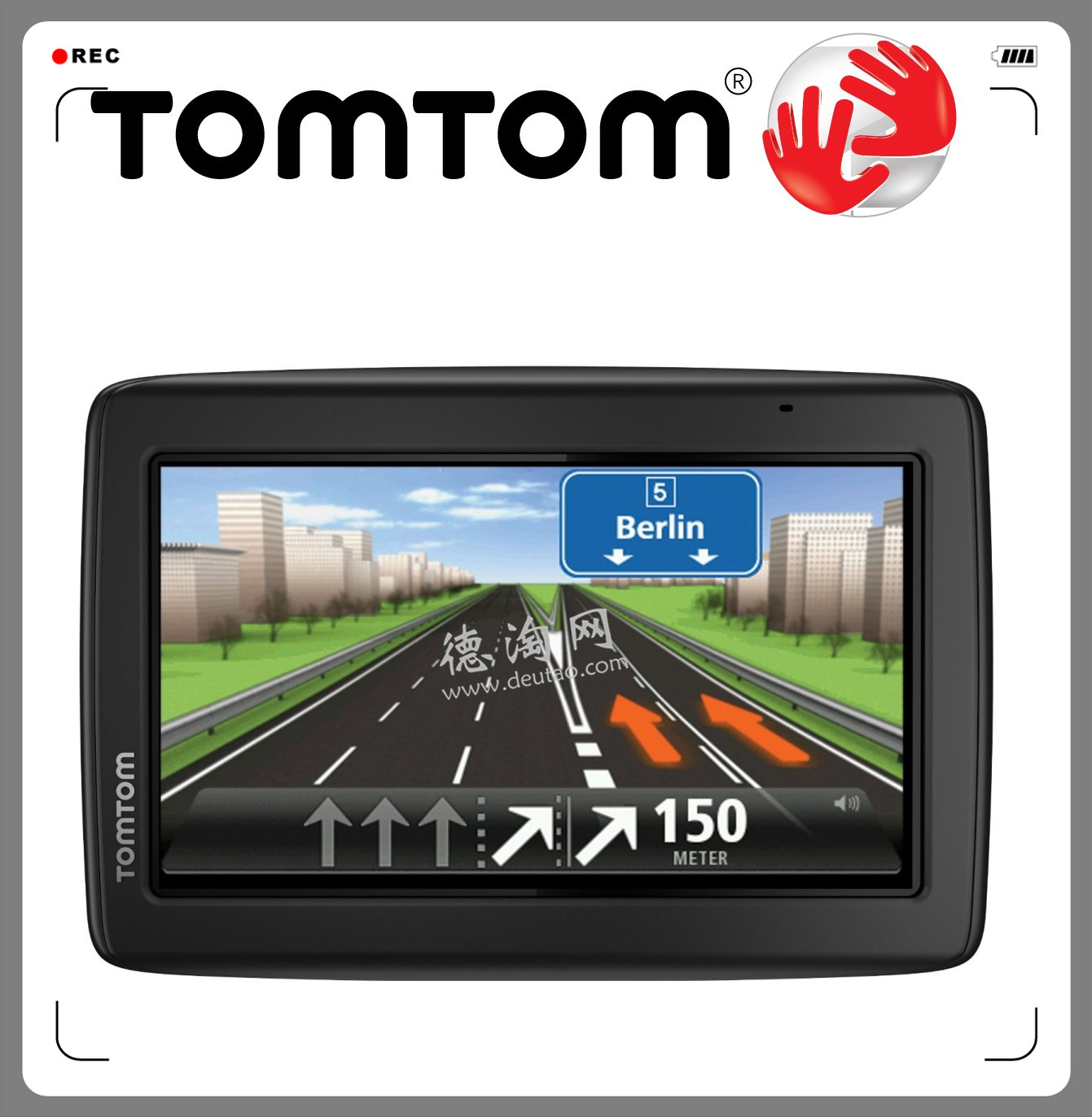 tomtom start 25 m 75. Black Bedroom Furniture Sets. Home Design Ideas