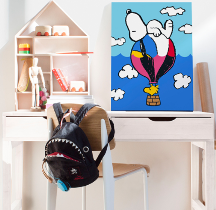 童真记忆 超可爱的Peanuts史努比家居物品特卖