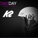 滑雪装备中的必备保命神器 K2滑雪头盔机滑雪棍