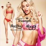 Triumph、Sloggi和BeeDees品牌内衣闪购