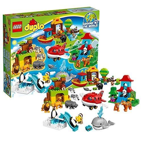 LEGO 乐高 Duplo得宝系列 10805 环球动物大集合