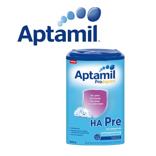 亚马逊自营 Aptamil Proexpert HA Pre 爱他美低敏奶粉 Pre段