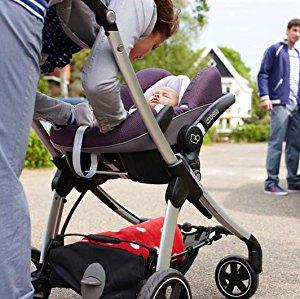 Maxi cosi Pebble 新生儿提篮安全座椅 0-18个月使用