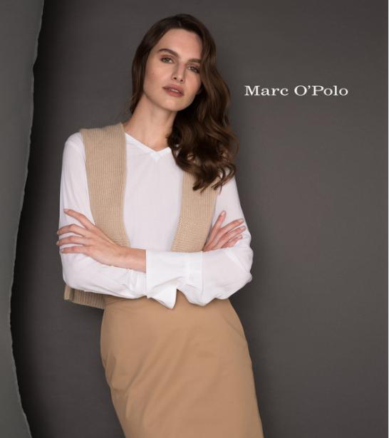 欧洲休闲时尚风尚标 Marc O'polo 服饰