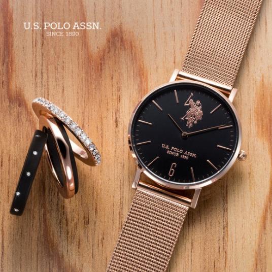 U.S. POLO ASSN.美国马球协会 腕表首饰