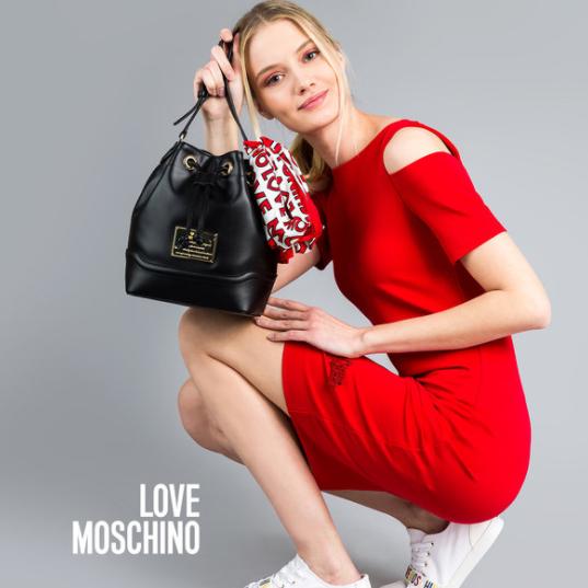 古灵精怪的Love Moschino 男女装及包包配饰