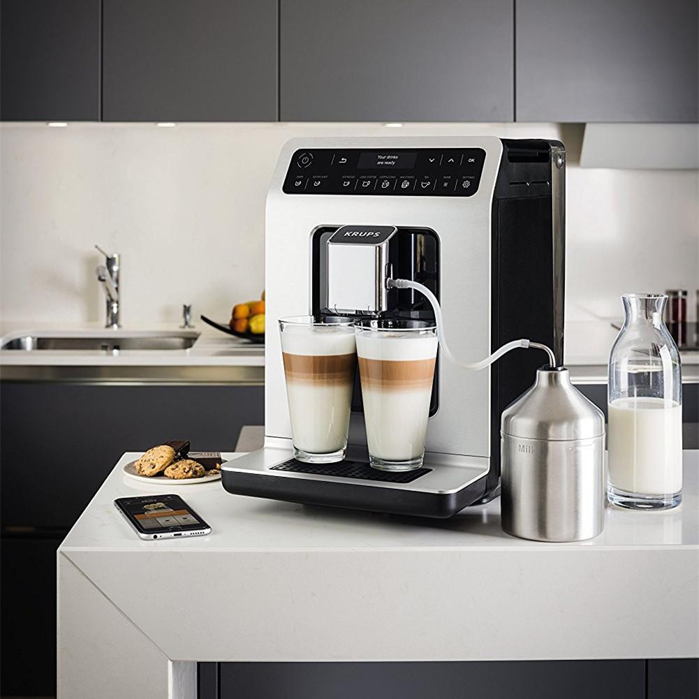 Krups Kaffeevollautomat EA891D咖啡机