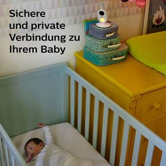 Philips AVENT SCD620/26 婴儿监听电话
