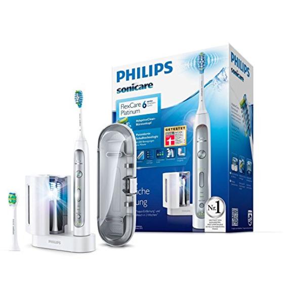 哇哇哇!!Philips Sonicare HX9172/15飞利浦电动牙刷