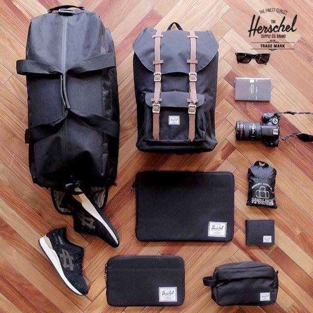 王菲 刘昊然也爱的 质感低调箱包品牌 加拿大Herschel
