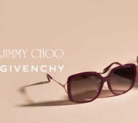 JIMMY Choo Givenchy奢侈大牌太阳镜