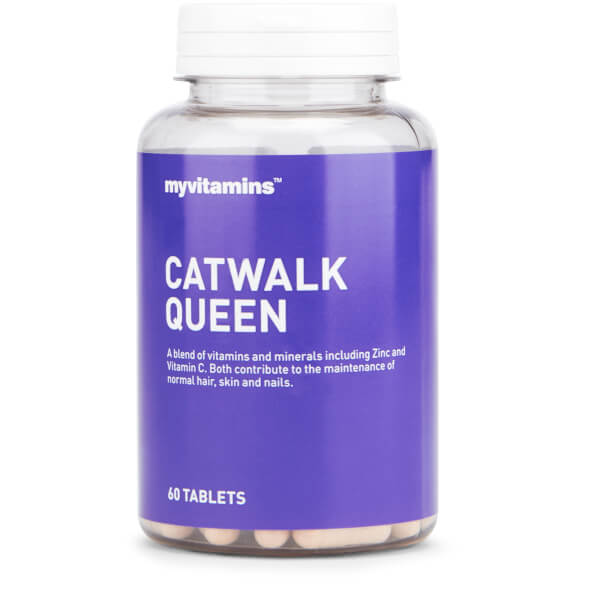 女士维生素Myvitamins Catwalk Queen