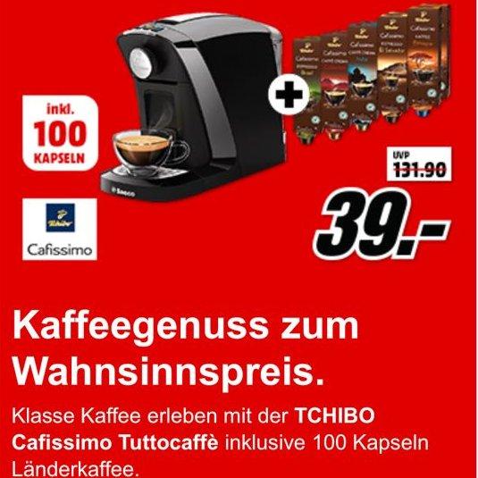 Tchibo Cafissimo咖啡机