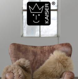 Kaiser 婴儿用品及羊皮毯羊毛垫