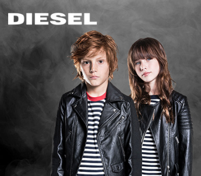 意大利潮牌 Diesel男女及儿童服饰