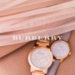 颜值爆表 BURBERRY巴宝莉男女时装腕表