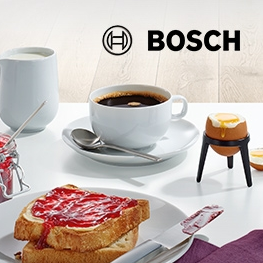 家居生活离不开的Bosch博世厨房小家电