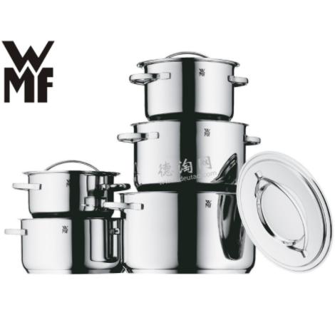 WMF Gala Plus五件套锅