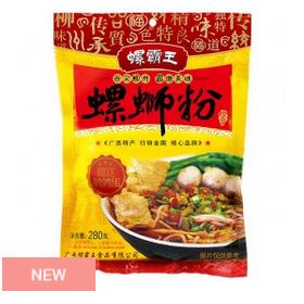 广西柳州特产 螺霸王螺蛳粉