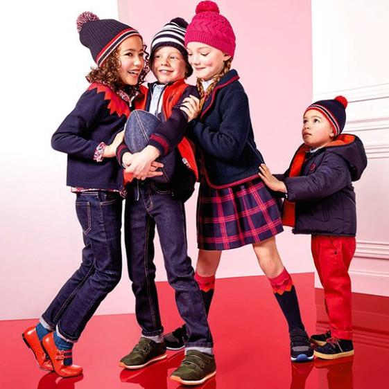 法国时尚童装品牌Jacadi闪购