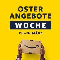 Amazon Oster-Angebote-Woche 复活节活动周第七天