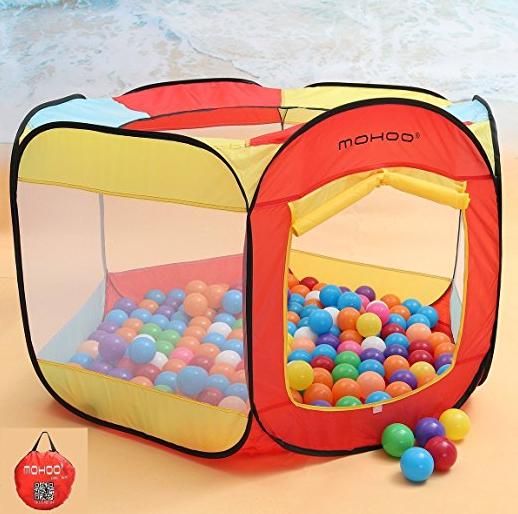 MOHOO家用儿童海洋球池