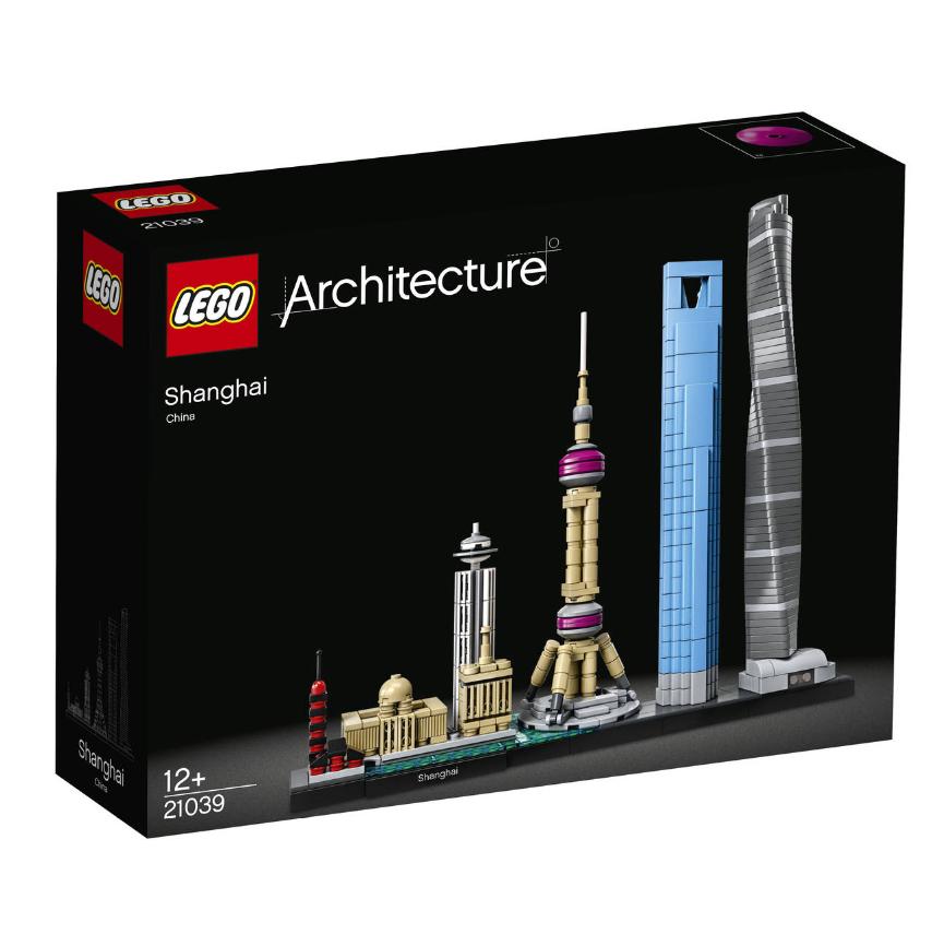 LEGO 建筑系列 21039 上海套装